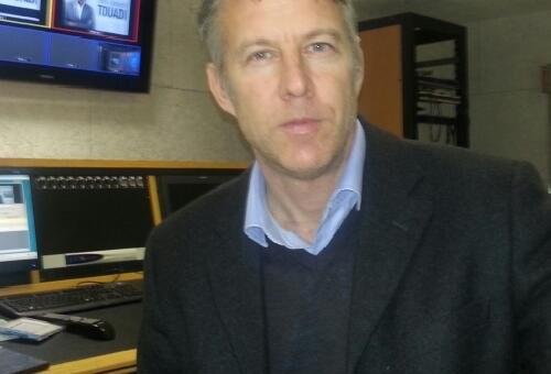 L'ex direttore responsabile, Stefano Borelli