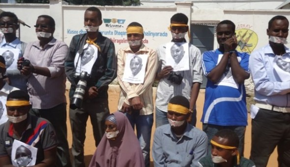 Somali-journalists-oppose-new-media-law