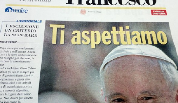 Papa-Francesco-Benvenuto