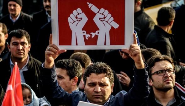 TURKEY-POLITICS-MEDIA-RIGHTS